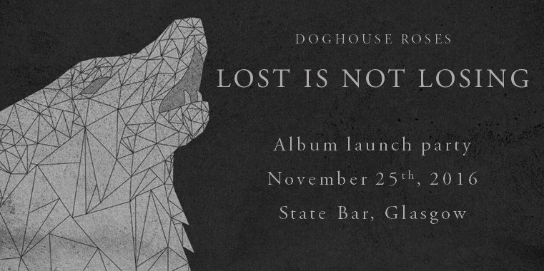 Doghouse Roses - Launch party